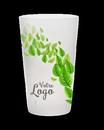 gobelet logo - Le gobelet réutilisable et personnalisable