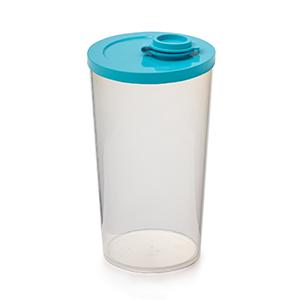 azul 2 - Gourde réutilisable transparente 65 cl