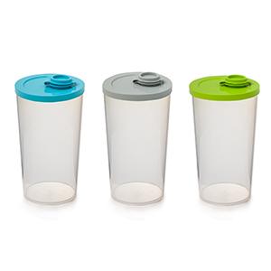 ecogourde 1 - Gourde réutilisable transparente 65 cl