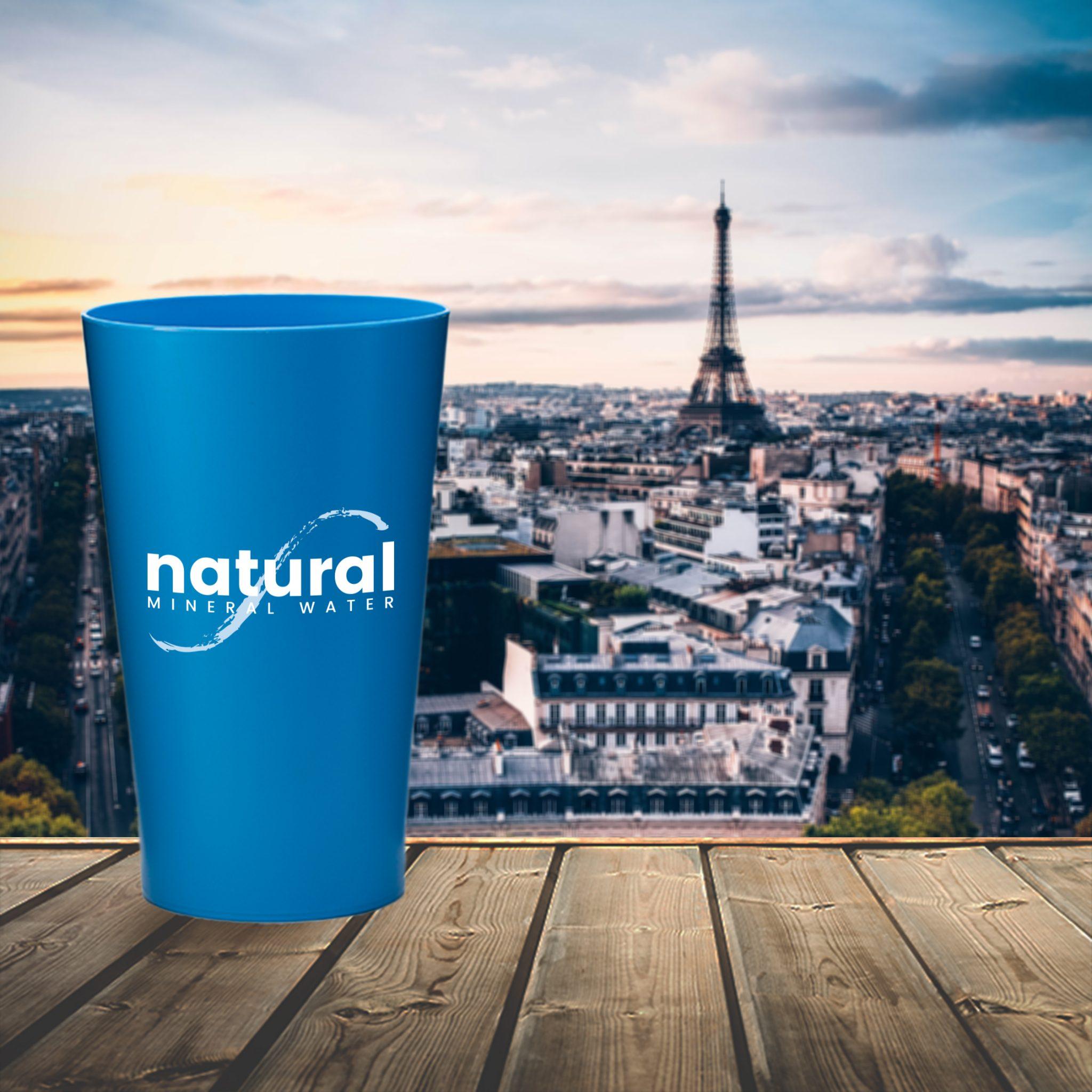 Gobelets écoresponsables : une alternative écologique