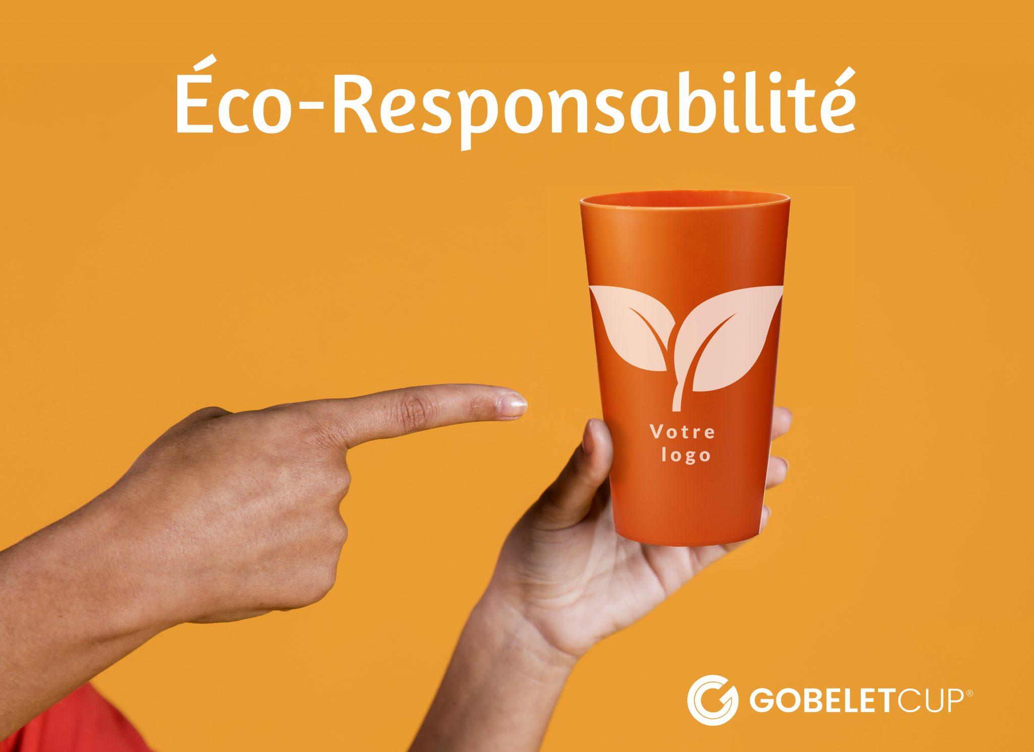 Gobelet cup eco responsable scaled - Gobelet réutilisable et personnalisé GOBELETCUP®