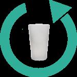Gobelet r%C3%A9utilisable 150x150 - Gobelet réutilisable et personnalisé GOBELETCUP®