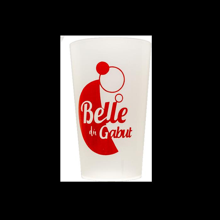 bellegabut - Gobelet réutilisable et personnalisé GOBELETCUP®