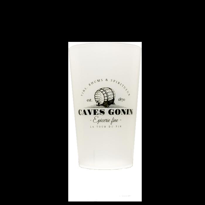 cavegonin - Gobelet réutilisable et personnalisé GOBELETCUP®